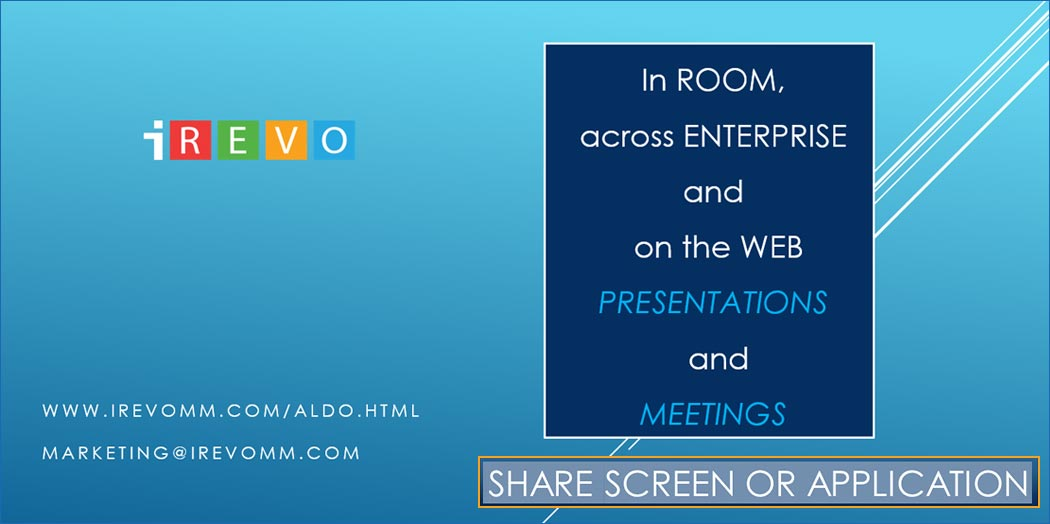 Aldo Webmeetings